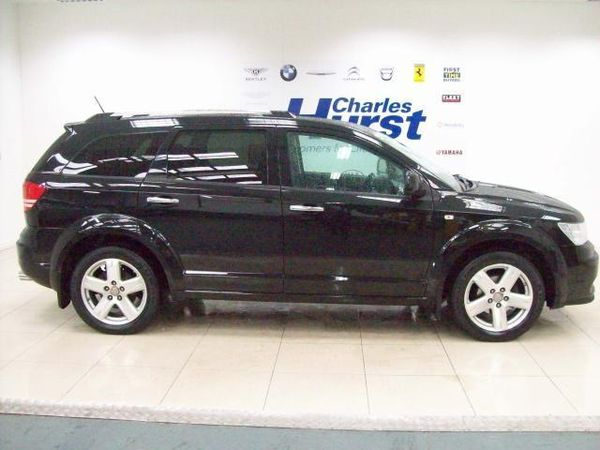 DODGE JOURNEY 2.0 white
