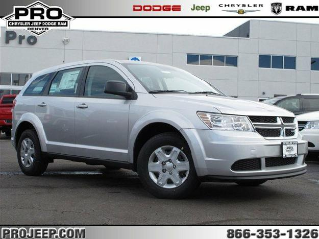 DODGE JOURNEY silver