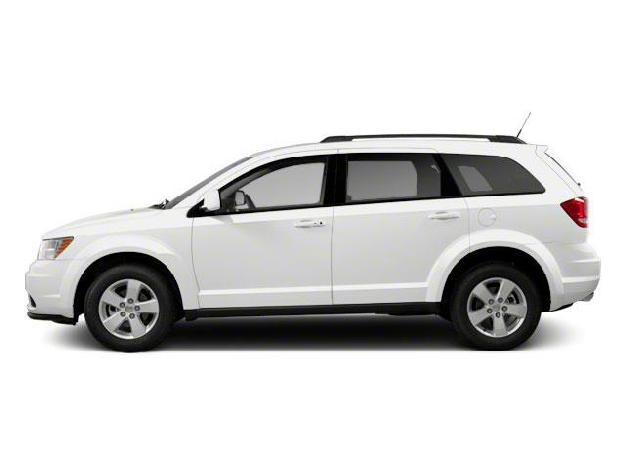 DODGE JOURNEY white