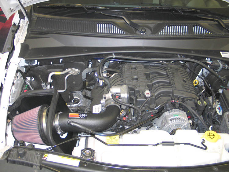 DODGE NITRO 4.0 engine