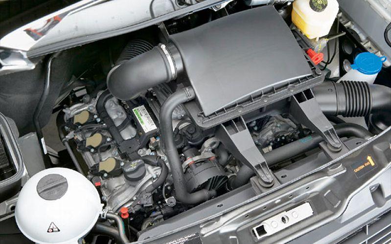 DODGE SPRINTER engine