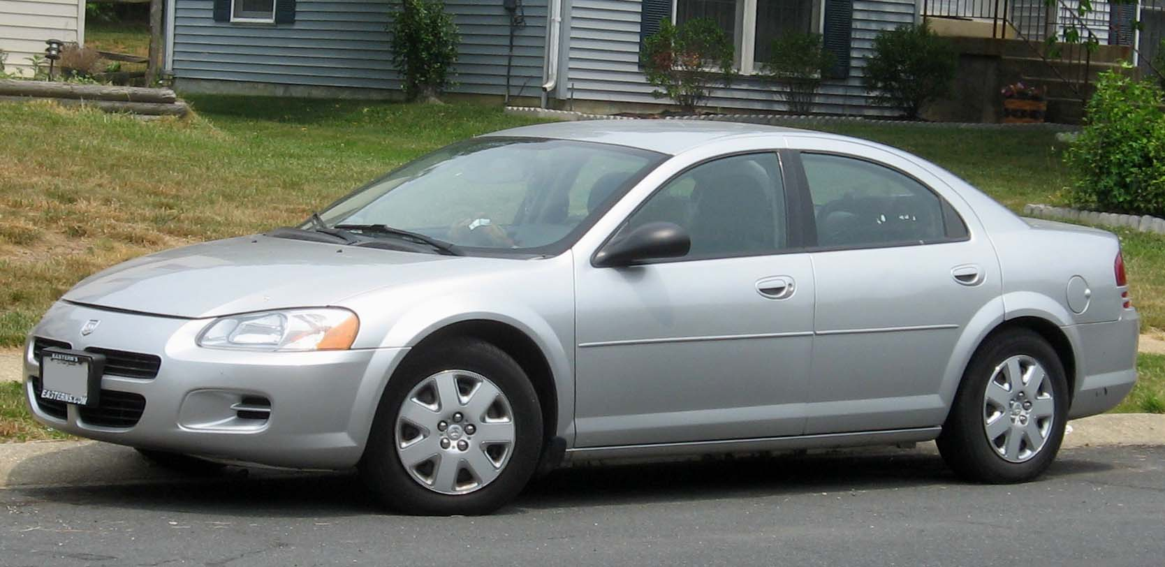 Dodge Stratus Review And Photos