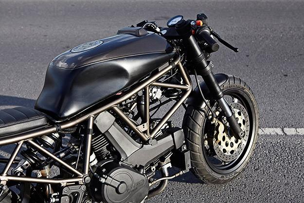 DUCATI 750 SS engine