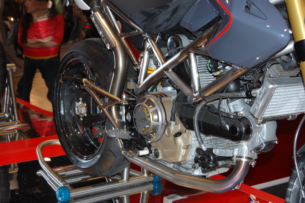 DUCATI 848 engine