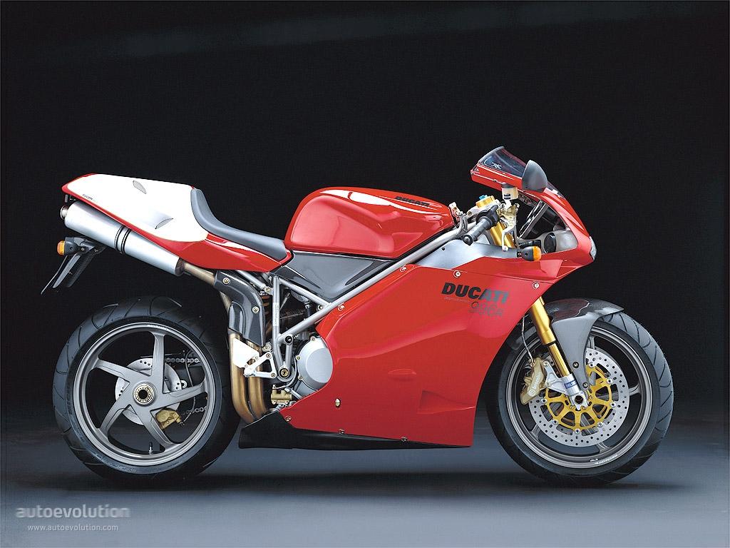 DUCATI 996 R