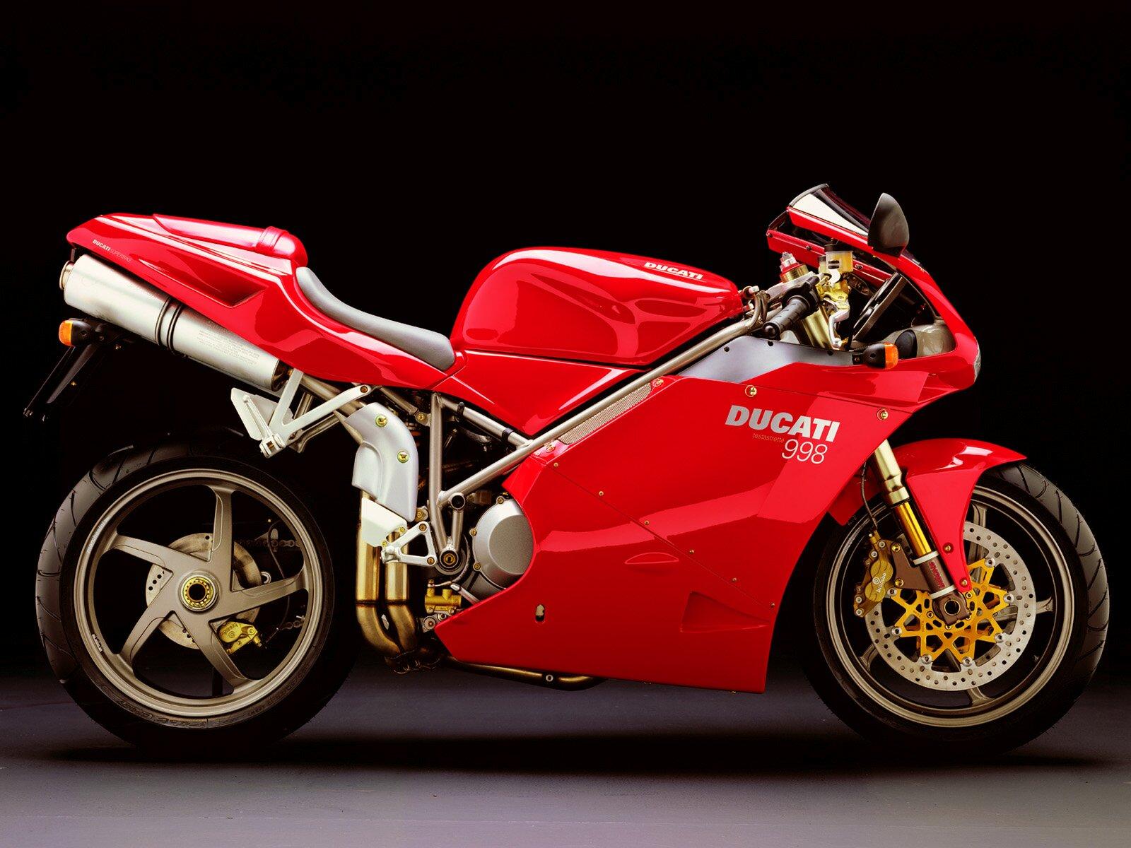 Ducati  Red Key