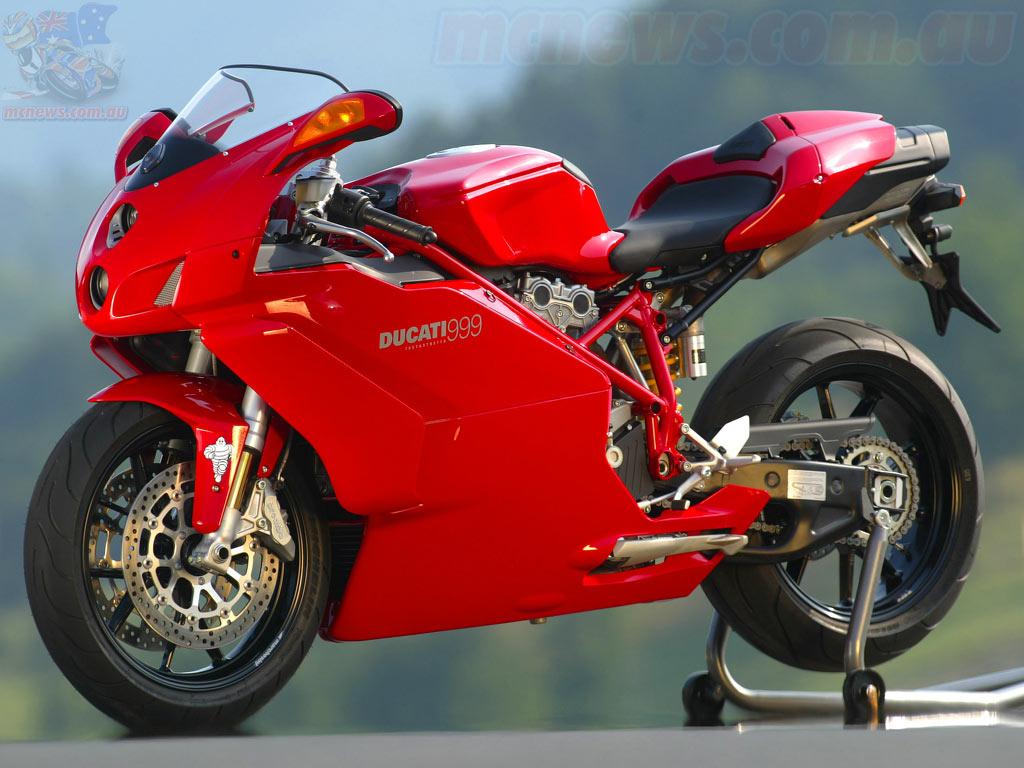 Merveilleux Ducati 999