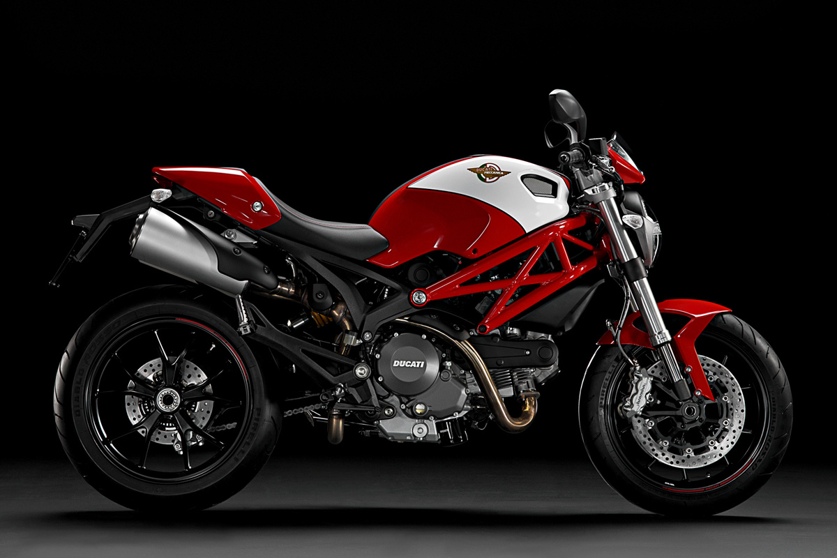 ducati wallpaper (Ducati Monster)