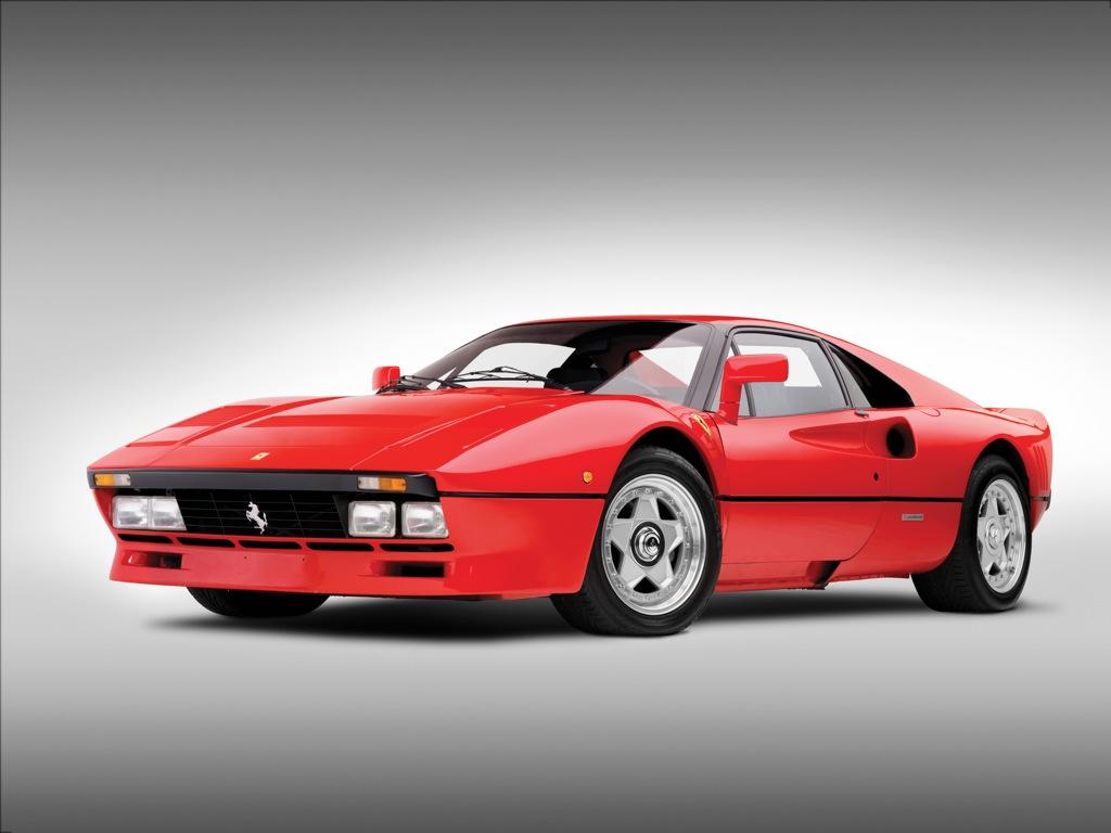 ferrari wallpaper (Ferrari 288 GTO)