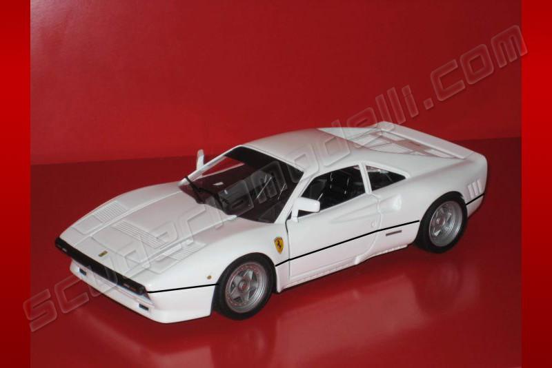 FERRARI 288 GTO white