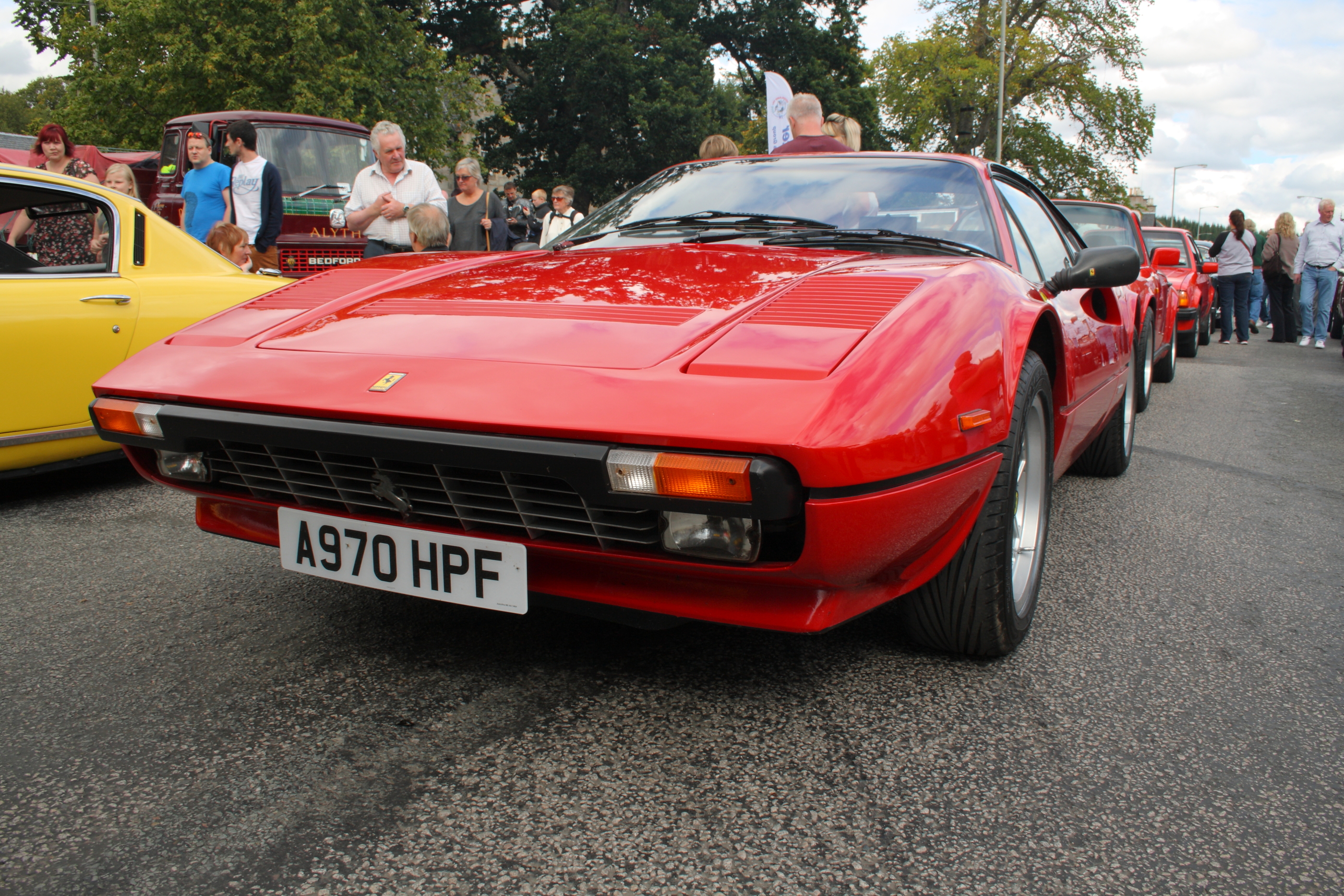 FERRARI 308 BY JOHNBRAID