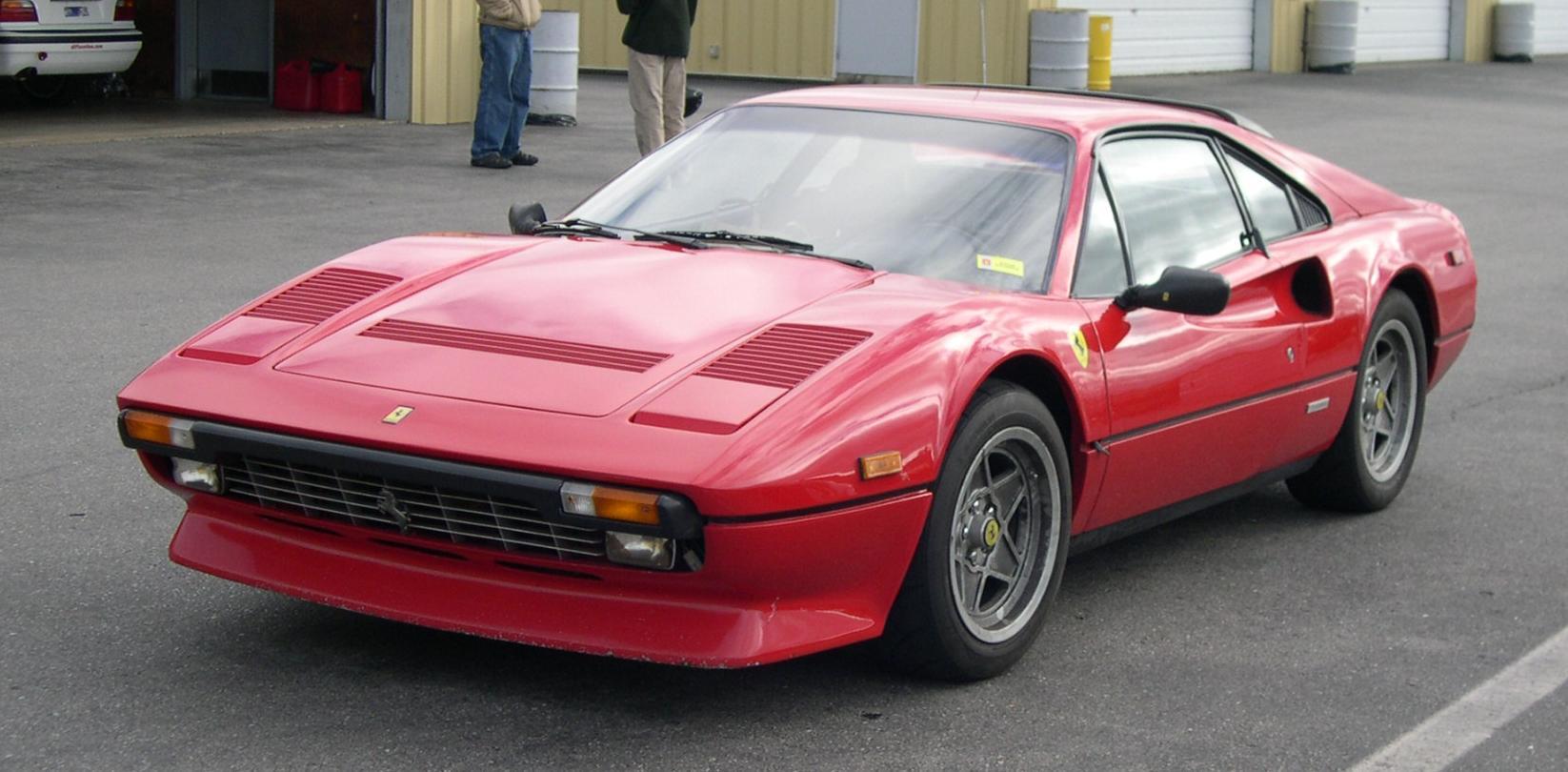 ferrari wallpaper (Ferrari 308)