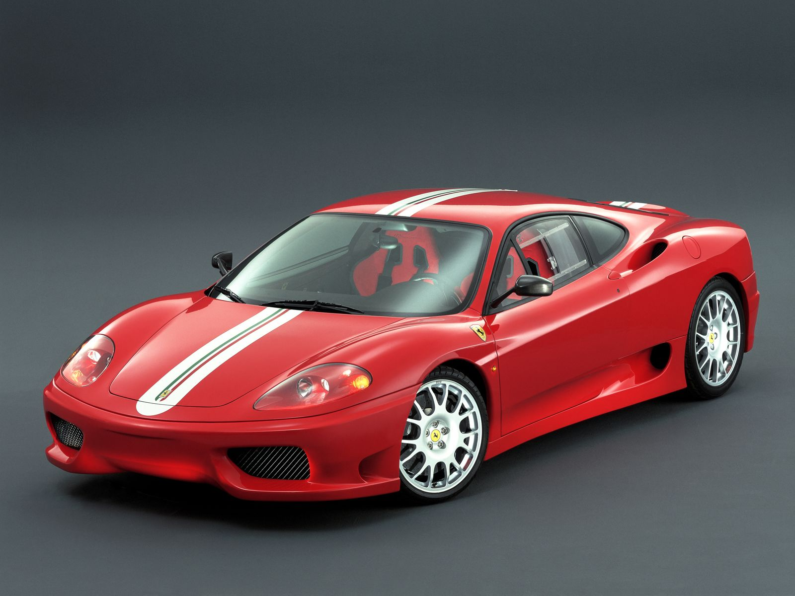 FERRARI 360 MODENA brown