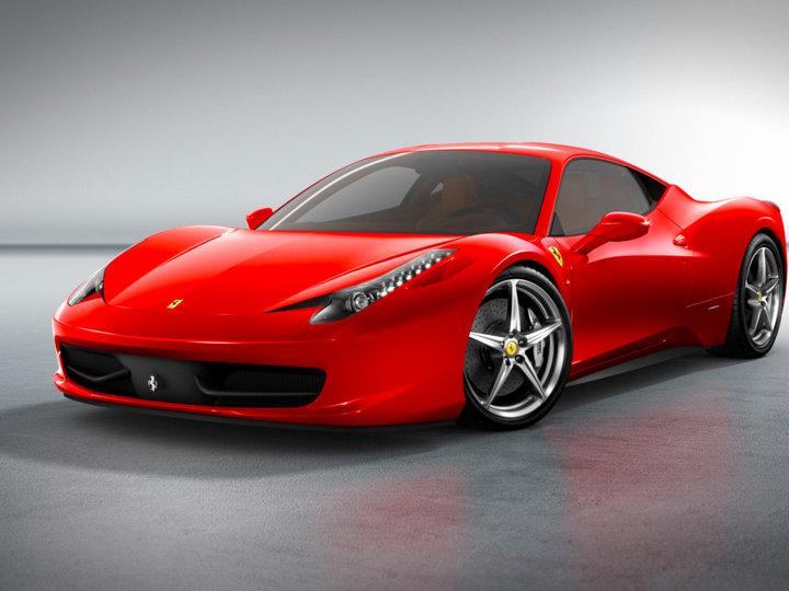 ferrari wallpaper (Ferrari 458 Italia)
