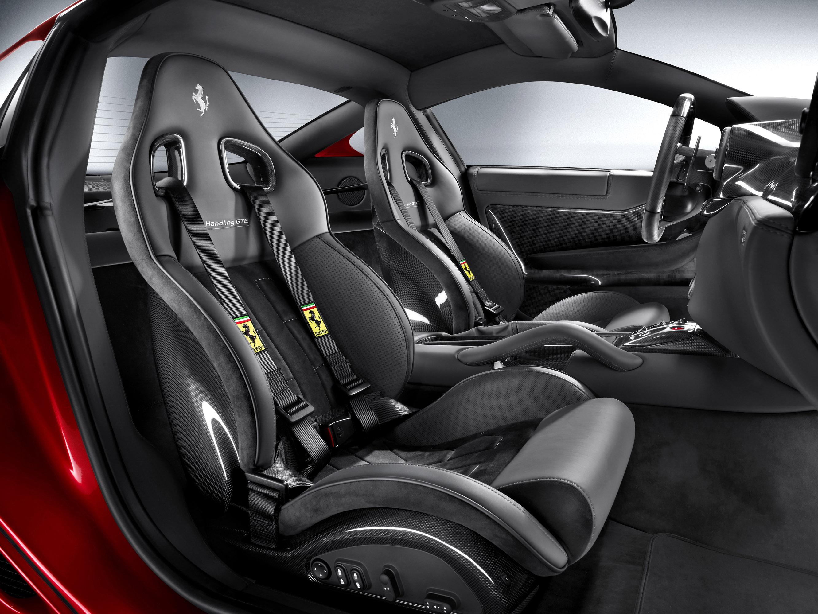 Ferrari 599 gtb fiorano review and photos for Chaise de voiture