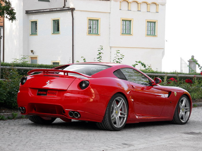 Ferrari 599 Gtb Fiorano Review And Photos