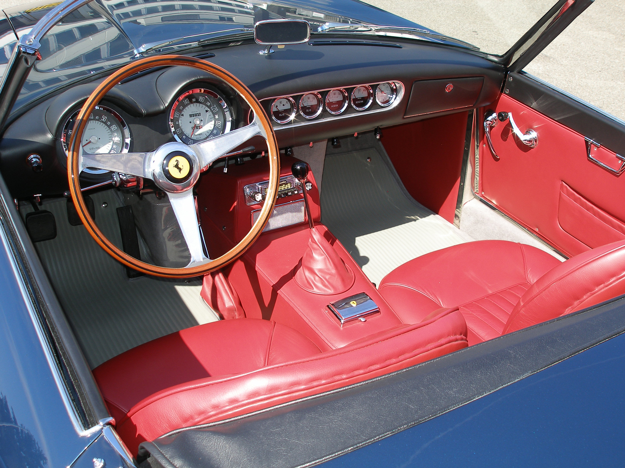 ferrari california 250