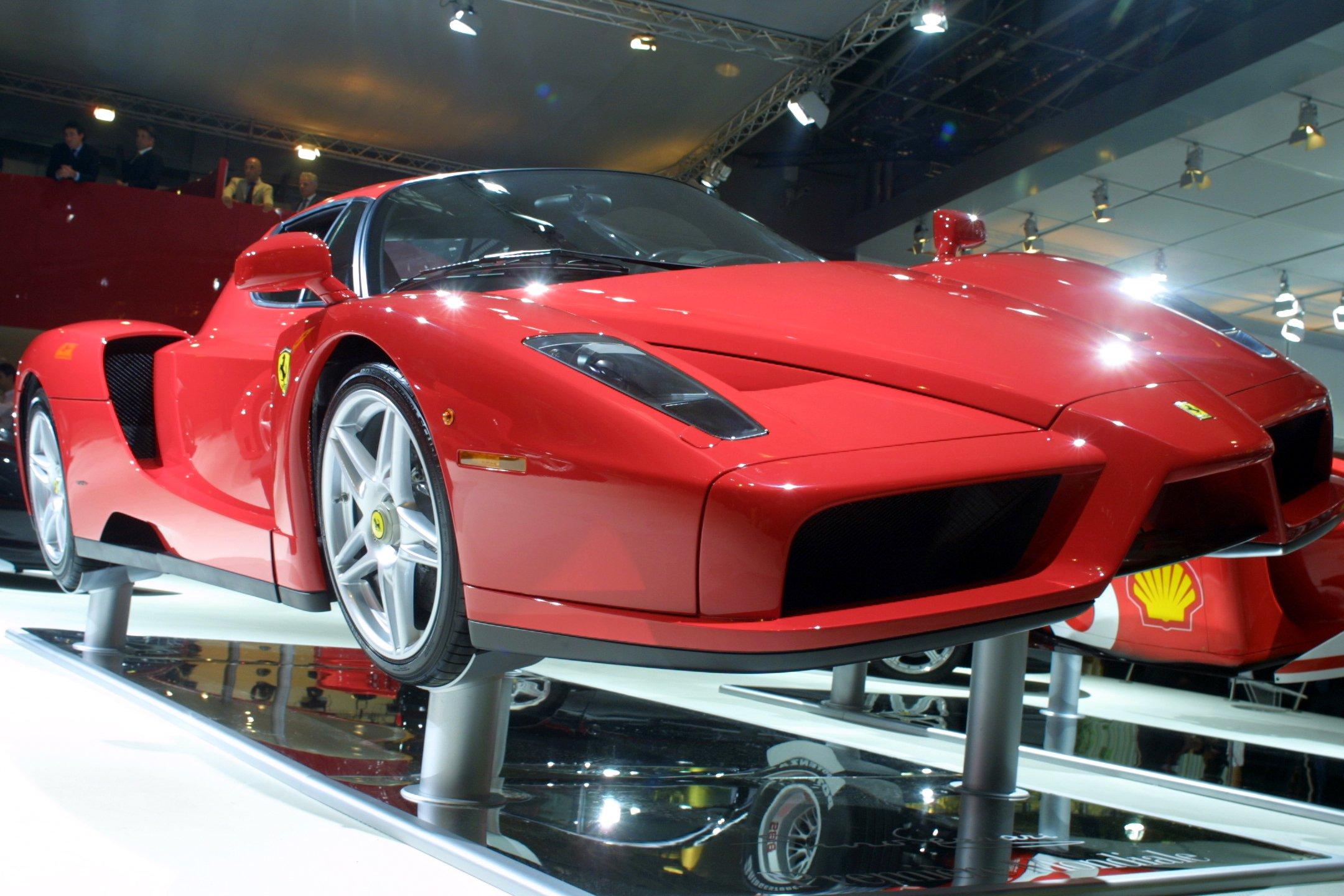 ferrari enzo ferrari brown - Ferrari Enzo 2020