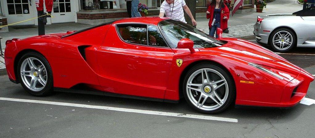 ferrari enzo ferrari - Ferrari Enzo 2010