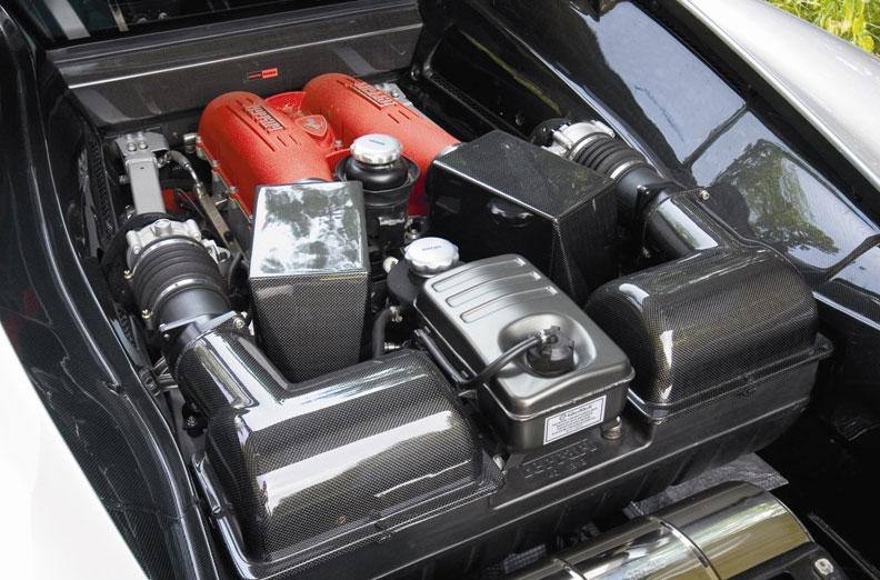 FERRARI F430 engine
