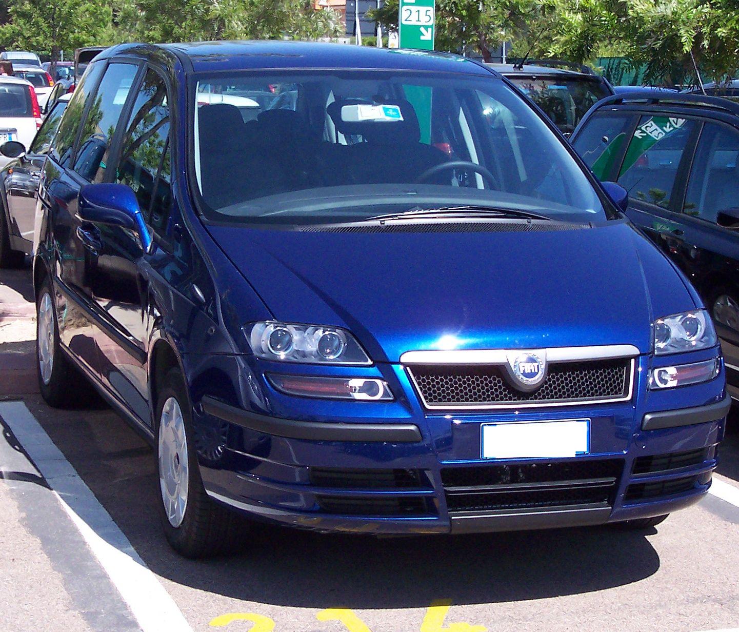 FIAT 125 MIRAFIORI black