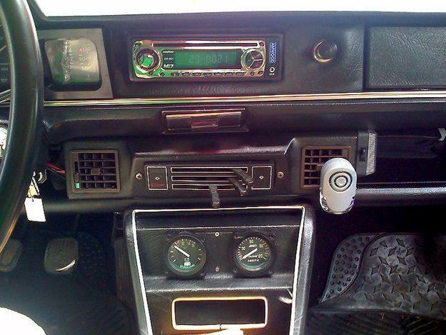 FIAT 125 MIRAFIORI blue