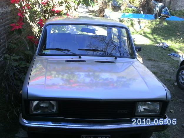 FIAT 125 MIRAFIORI