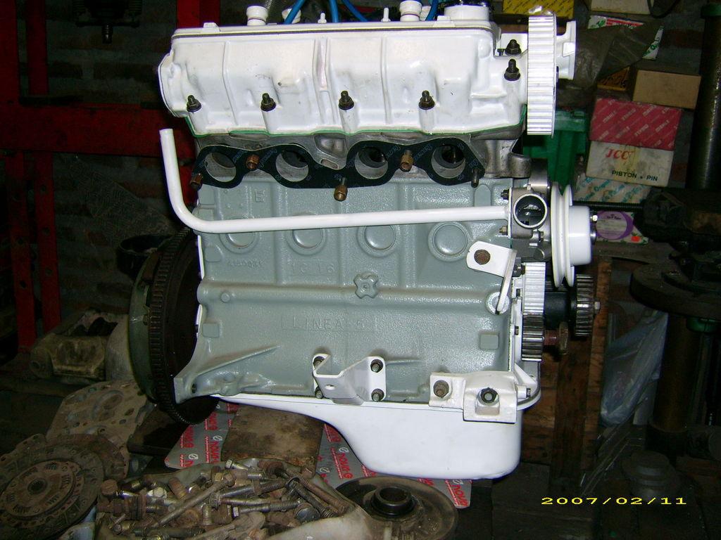 фиат 125 двигатель