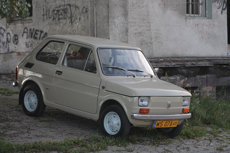 FIAT 126 600