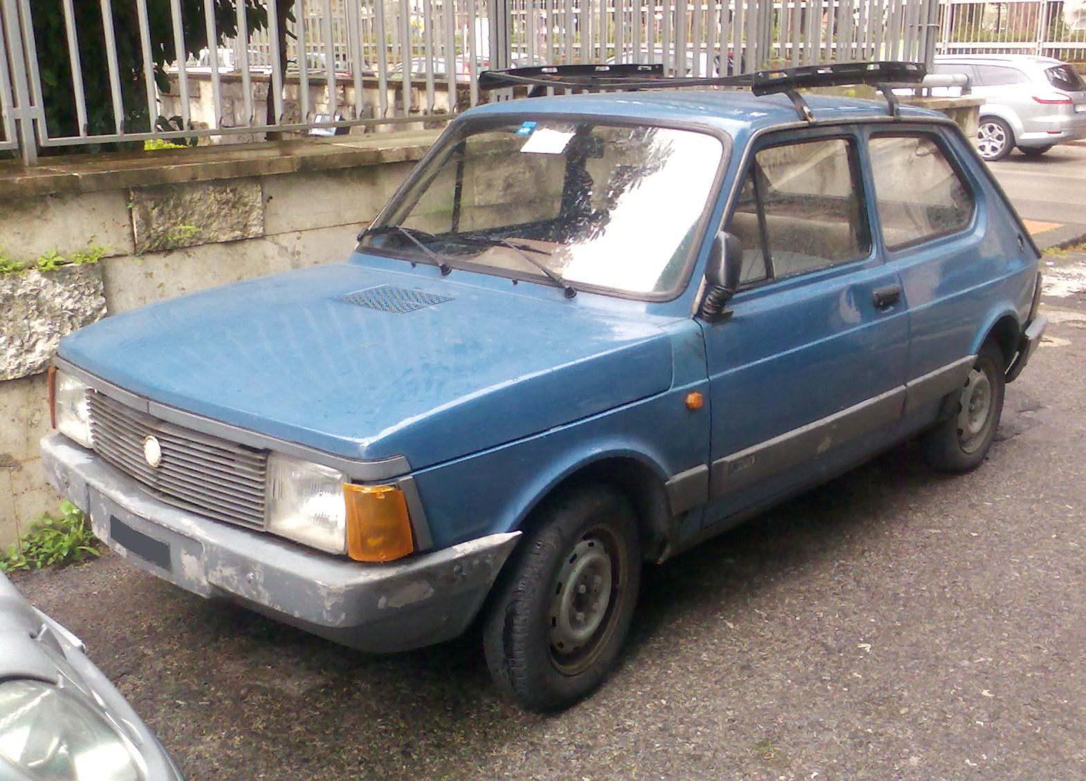 Fiat fiat 127 : Fiat 127