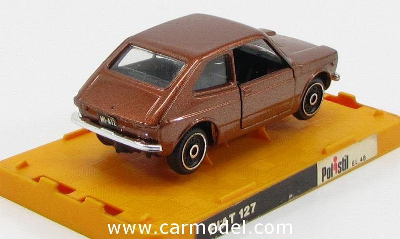 FIAT 127 brown