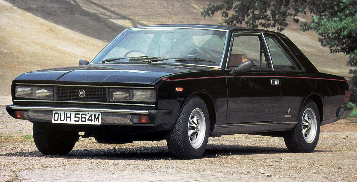 fiat 130 coupe. Black Bedroom Furniture Sets. Home Design Ideas