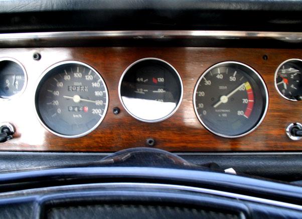 FIAT 132 1800 brown