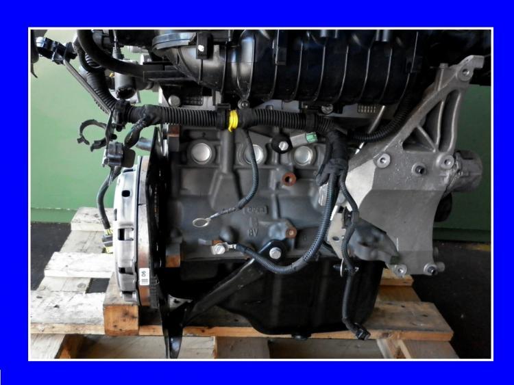 FIAT 500 1.2 engine