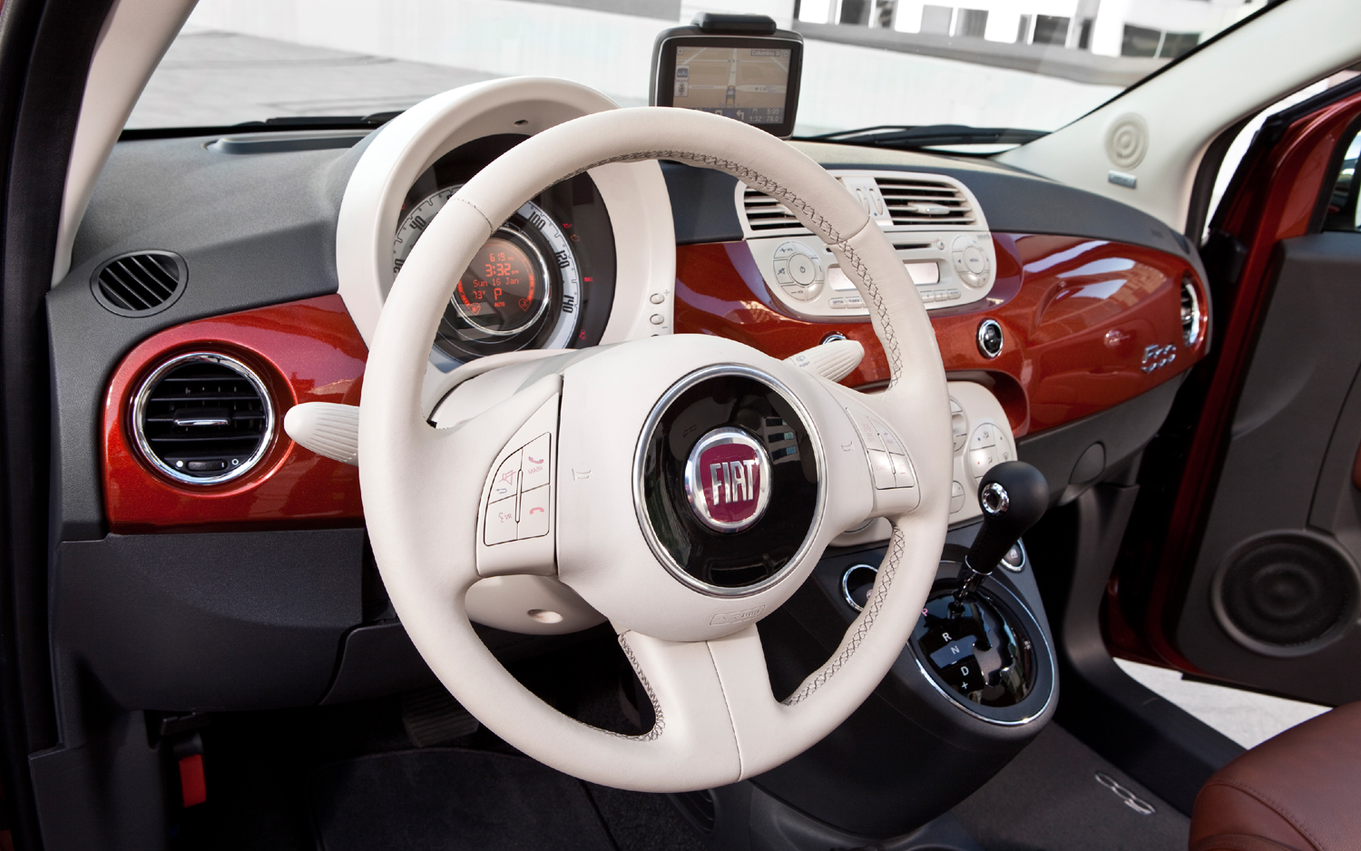 FIAT 500 - Review and photos