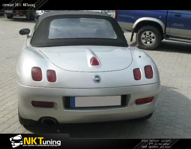 FIAT BARCHETTA white
