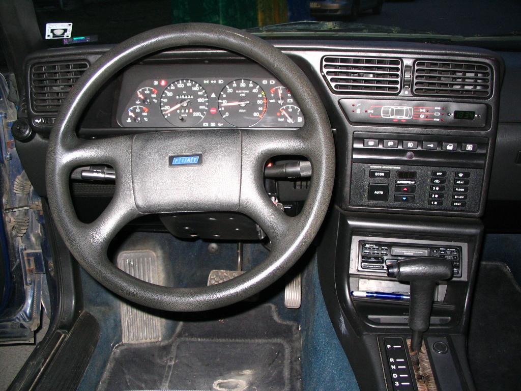 FIAT CROMA 2.5 TD blue