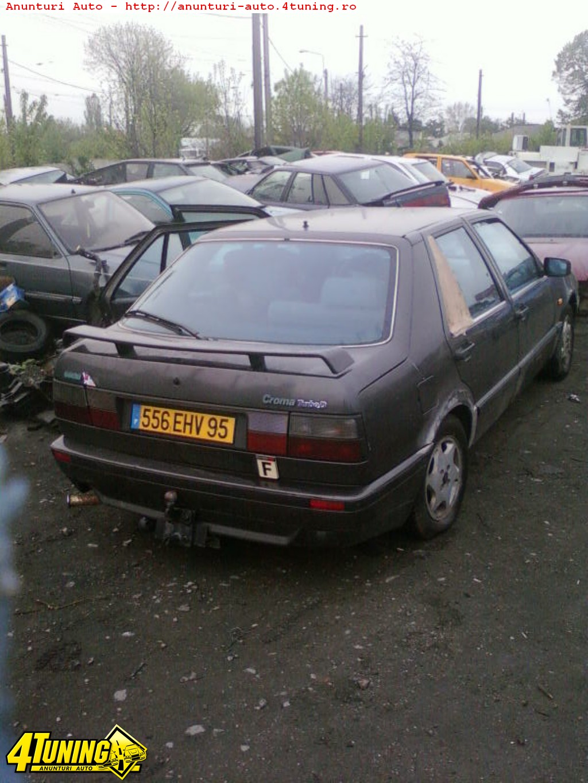 FIAT CROMA 2.5 TD brown