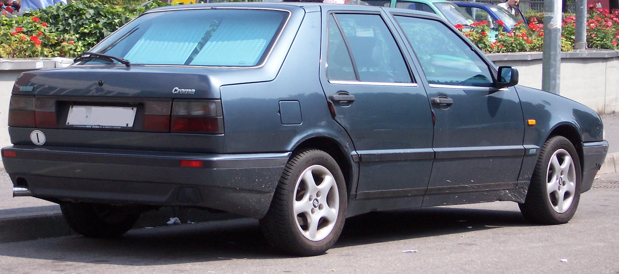 FIAT CROMA 2.5 TD
