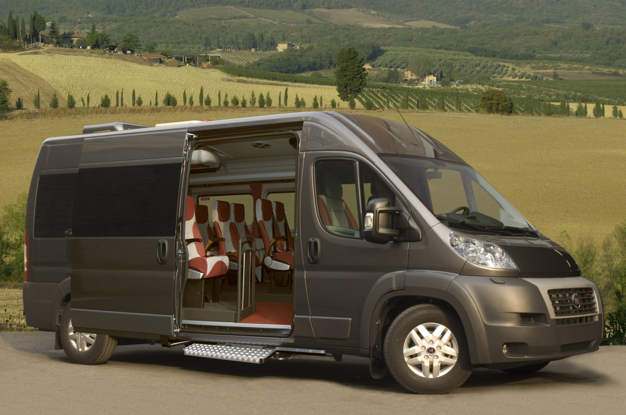 FIAT DUCATO - Review and photos