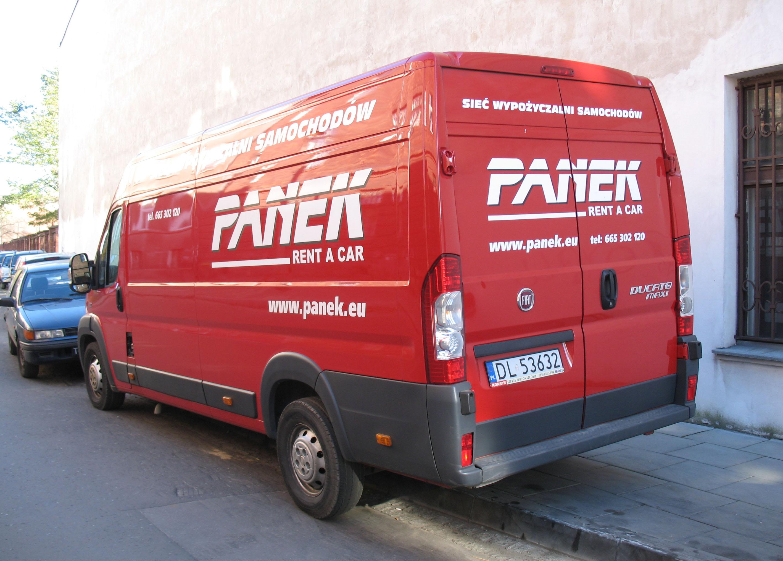 FIAT DUCATO red