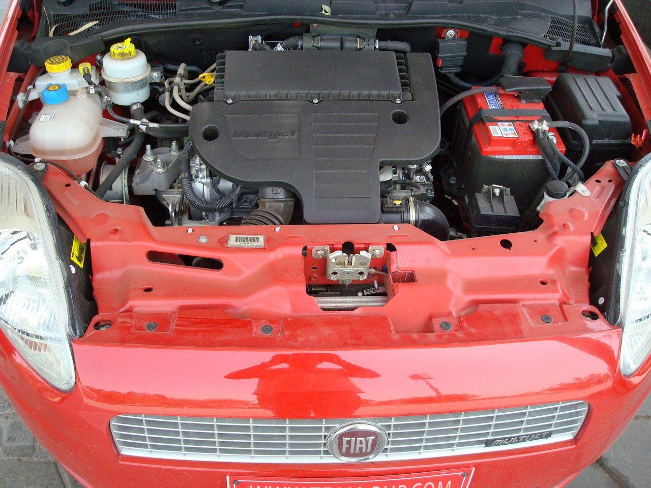 FIAT GRANDE PUNTO engine