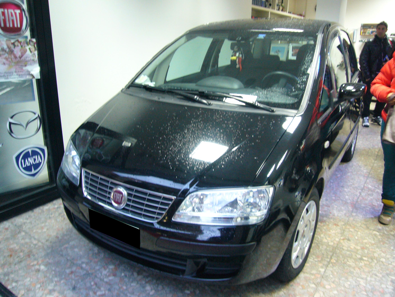 FIAT IDEA 1.4 black