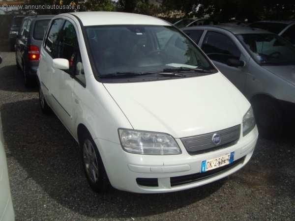 FIAT IDEA 1.4 white