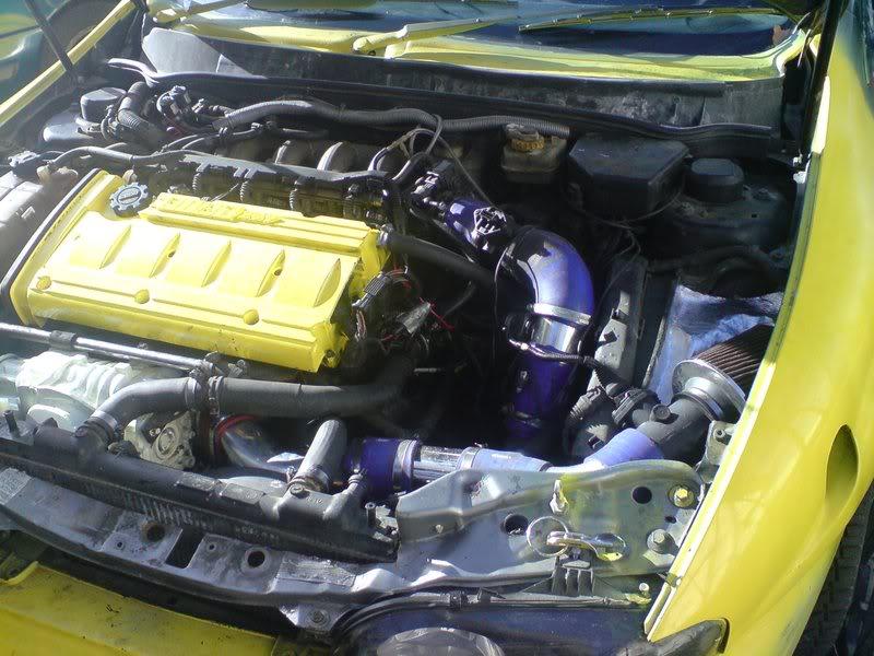 FIAT MAREA engine