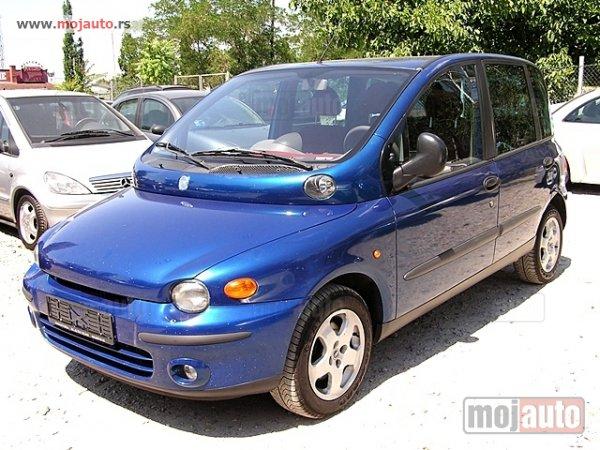 FIAT MULTIPLA 1.9 blue
