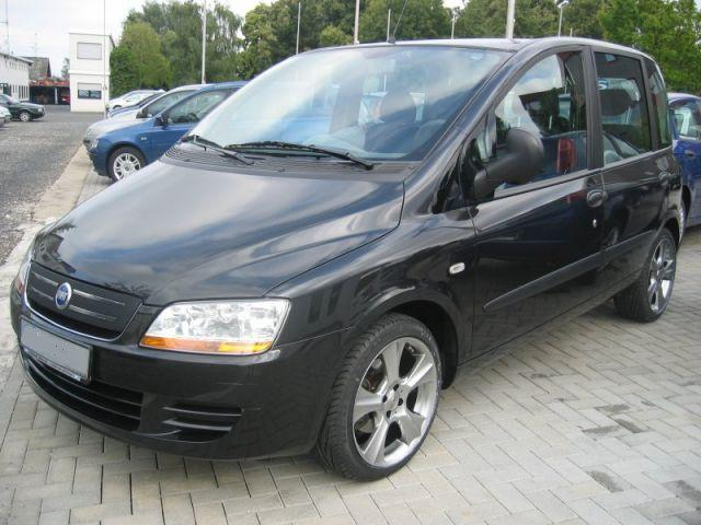FIAT MULTIPLA black