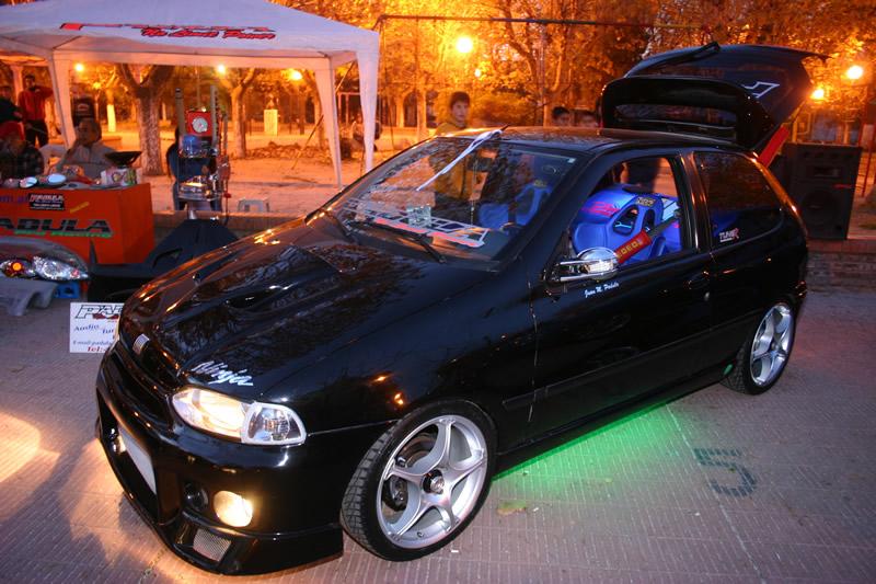 FIAT PALIO black