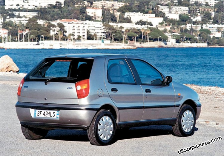 FIAT PALIO - Review and photos