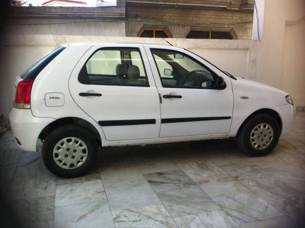 FIAT PALIO white
